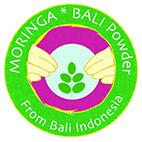 モリンガ*バリパウダー ロゴ